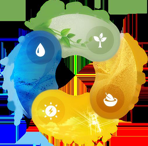 Água, Meio Ambiente, Energia e Alimentos